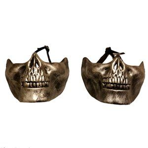 NWOT - Bundle of 2 Scary Halloween Masks